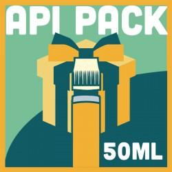 Api Pack   Flacons d'eliquides en 50ml x12
